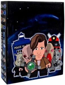 Doctor Who Series 1 Titans Vinyl Mini Figure Mystery Box [20 Packs] New!