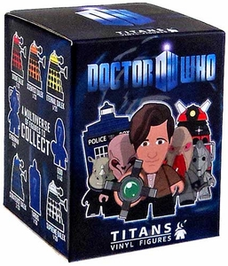 Doctor Who Series 1 Titans Vinyl Mini Figure Mystery Pack