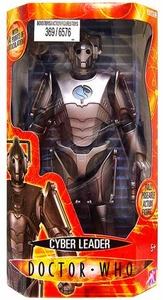 Doctor Who Underground Toys 12 Inch Figure Classic Cyberman Leader