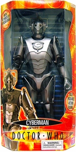 Doctor Who Underground Toys 12 Inch Figure Cyberman