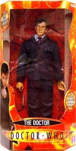 Doctor Who Underground Toys 12 Inch Scale Figure 10th Doctor  [David Tennant]