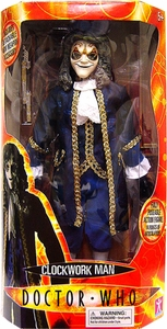 Doctor Who Underground Toys 12 Inch Scale Figure Clockwork Man [Blue]