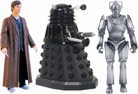 Doctor Who Underground Toys Doomsday Boxed Set