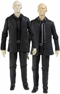 Doctor Who Underground Toys Series 1 Action Figure Auton Twin Pack