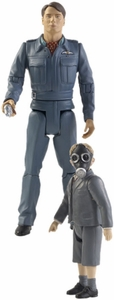 Doctor Who Underground Toys Series 1 Action Figure Captain Jack Harkness & The Empty Child