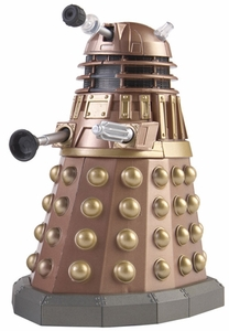 Doctor Who Underground Toys Series 1 Action Figure Gold Dalek with Mutant Reveal
