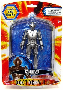 Doctor Who Underground Toys Series 2 Action Figure Cyberman
