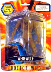Doctor Who Underground Toys Series 2 Action Figure Werewolf