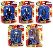 Doctor Who Underground Toys Series 2 Set of 5 Action Figures