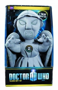 Doctor Who Weeping Angel Medium Talking Plush