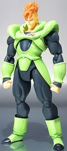 Dragon Ball Z Kai S.H. Figuarts Action Figure Android 16 Pre-Order ships March