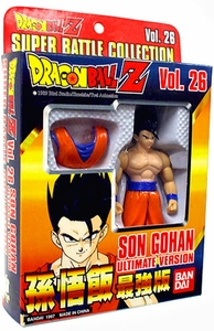 Dragonball Z Bandai Japanese Super Battle Collection Action Figure Vol. 26 Son Gohan [Ultimate Version]