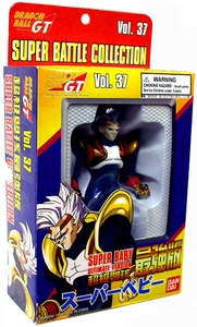 Dragon Ball Z Bandai Japanese Super Battle Collection Action Figure Vol. 37 Super Baby [Ultimate Version]
