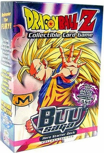 Dragon Ball Z Buu Saga Hero Starter Deck
