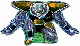 Dragon Ball Z Deluxe Prismatic Sticker Captain Ginyu