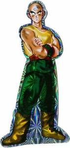 Dragon Ball Z Deluxe Prismatic Sticker Tien