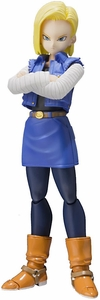 Dragon Ball Z Kai S.H. Figuarts Action Figure Android 18