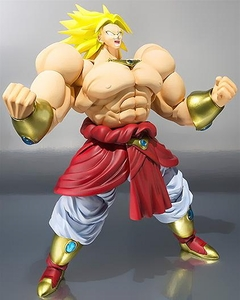 Dragon Ball Z Kai S.H. Figuarts Action Figure Broly Pre-Order ships December