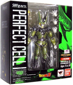 Dragonball Z Kai S.H. Figuarts Action Figure Perfect Cell