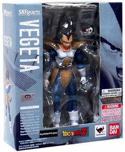 Dragonball Z Kai S.H. Figuarts Action Figure Vegeta