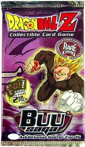 Dragonball Z Score Trading Card Game Buu Saga Booster Pack
