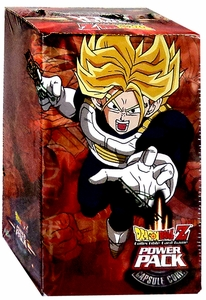 Dragon Ball Z Capsule Corp. Power Pack [Trunks Box]