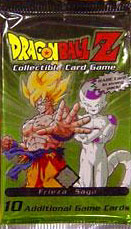 Dragon Ball Z Frieza Saga Booster Pack