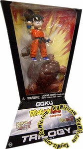 Dragon Ball Z Trilogy Series 1 Action Figure Little Goku with Turtle