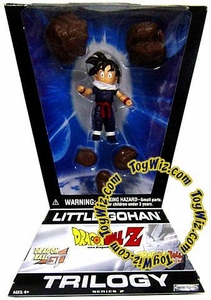 Dragon Ball Z Trilogy Series 2 Action Figure Little Gohan