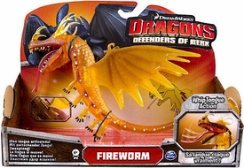 Dragons Defenders of Berk Action Figure Fireworm Pre-Order ships August