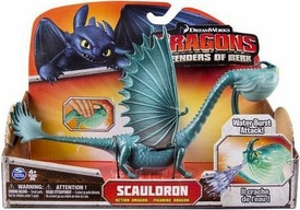 Dragons Defenders of Berk Action Figure Scauldron
