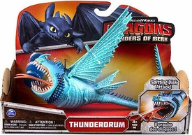 Dragons Defenders of Berk Action Figure Thunderdrum Pre-Order ships August