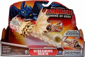 Dragons Riders of Berk Action Figure Screaming Death