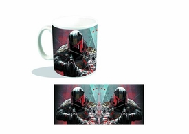 Dredd Movie Comic Art Mug Underbelly Pre-Order ships April