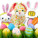 Easter Basket Bunnies & Toys!