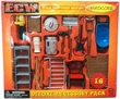 ECW Wrestling Deluxe Accessory Pack