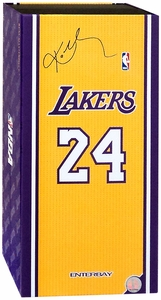 Enterbay Real Masterpiece 1/6 Collectible Figure Kobe Bryant Pre-Order ships November
