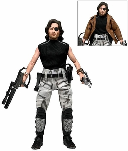 Escape from New York NECA Clothed 8 Inch Action Figure Snake Plisskin Pre-Order ships November