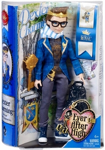Ever After High Royal Doll Dexter Charming [Son of King Charming]