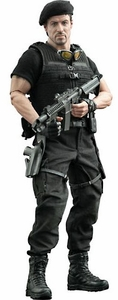 Expendables Hot Toys Movie Masterpiece 1/6 Scale Collectible Figure Barney Ross [Sylvester Stallone]