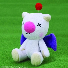 Final Fantasy Mascot Mini Plush Moogle Pre-Order ships July