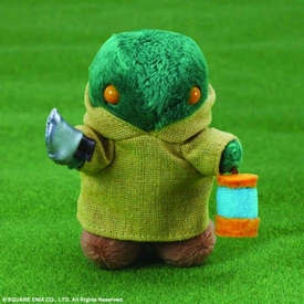 Final Fantasy Mascot Mini Plush Tonberry Pre-Order ships May
