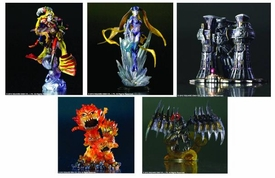 Final Fantasy Square Enix Creatures Kai Set Volume 5  Pre-Order ships March
