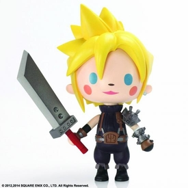 Final Fantasy Static Arts Mini Figure Cloud Strife Pre-Order ships October
