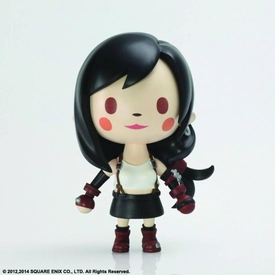 Final Fantasy Static Arts Mini Figure Tifa Pre-Order ships October