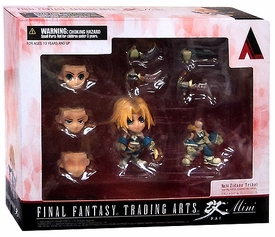 Final Fantasy Trading Arts Kai Mini Figure Zidane Tribal