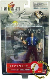 Final Fantasy VIII Extra Soldier Character Figures Laguna Loire