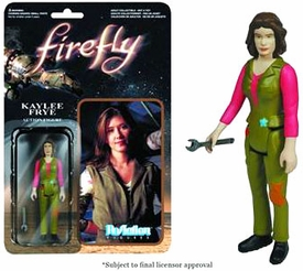 Firefly Funko 3.75 Inch ReAction Figure Kaylee Frye Pre-Order ships August