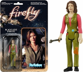 Firefly Funko 3.75 Inch ReAction Figure Kaylee Frye