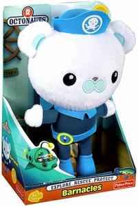 Fisher Price Octonauts 8 Inch Figure Barnacles